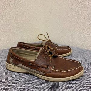 SPERRY - Bluefish Two Eye Boat Shoe